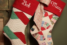Christmas quilts / by barb snyder