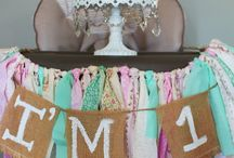 Aubrie First Birthday / by Allison Laughter