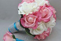 Hochzeit - Blumen / by Mira Mirabilis