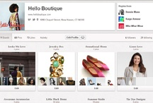 Hello Monday! / by Hello Boutique