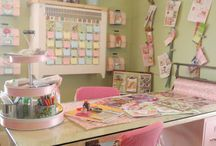 Creative Spaces / by All Scrapbook Steals