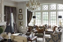 Intriguing Interiors / Rooms That Make Me Say Ahhh... / by T. Almon