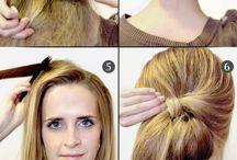 hair & makeup / by Heidi Gillis