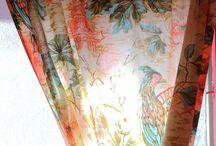 Fabrics/Telas / by Sonia Garcia Llamas