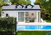 Poolhouse / by Katie Hodges