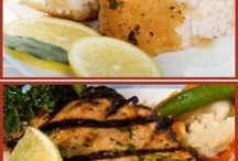 Low Carb Meals / Lots of low carb ideas!  / by Allison Taylor