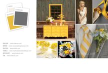 Inspirational Wedding Colors for 2012 / by Jeanne Openshaw