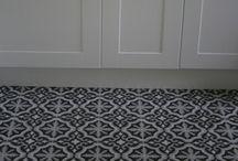 tiles / by Caroline Ricci