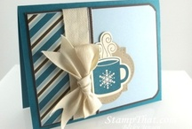 Stampin up / by Claire Hughes