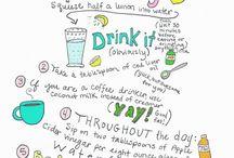 Healthy things.  / by Hannah J. Holmes