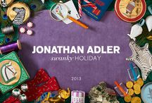 Have a Swanky Holiday / Holiday 2013 / by Jonathan Adler