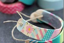 Washi Tape / by Beth Battina