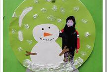 Christmas / Winter Theme / by Chrystal B