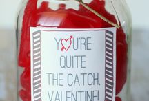 Valentines day candy ideas / by Tiffani Grosser