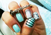 Presh Ideas For Mani's :) / If only I was this creative! / by Kimberly Lyle