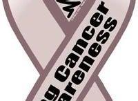 CANCER SUCKS! / by Kimberly Burnham