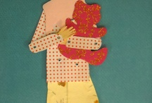 Feminist Paper Dolls March 2013 / by Bridget McAlonan