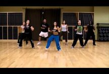 ZUMBA AND DANCE / by Kennethnjoy Fields