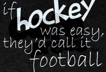 Hockey / by Off The Eaten Path -Chef DiPerno