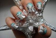 Fingernails(Abstract) / by LeAnn Stever