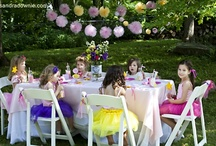 Sugar & Spice, Everything Nice! / Party Themes for girls. / by Angelina De Castro