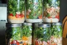 Salads / by Christa Cherry