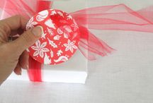Gift wrapping!  / by Valentina Portela