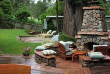Outdoor Spaces / by Araina Gibson