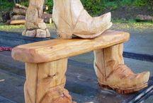 everthing is wood / Nice wood / by Ria Berens