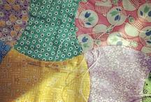 30's fabrics / by Sew Katie Jean