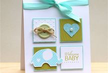 Baby Cards / by Becky Helwig