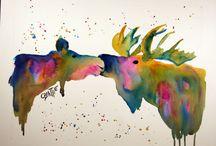 Moose Addiction / by Kaity Langemann