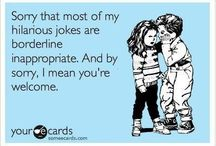 Funnyhaha / by Michelle Ripley