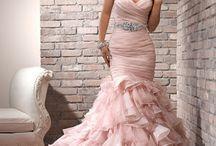 Wedding dresses and accessories  / by Elaine Burchett