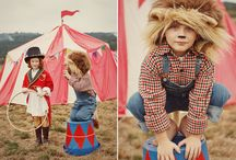 { come one, come all! } carnival theme! / Come one! Come all! Carnival Stylized Photoshoot theme! / by Hint of Whimsy