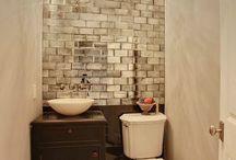 Bathrooms / by Chelsey Halton
