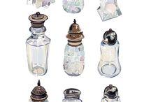 bottles / by Jenny Sutherland