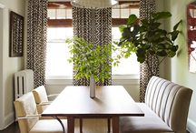 Dining Room Inspiration / by Danielle Kalscheuer