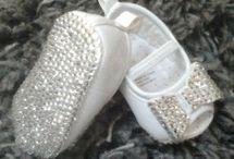 Baby girls clothes and shoes  / by Margarite Hunt