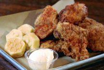 Tastes Like Chicken / Chicken, Turkey & Cornish Game Hen dishes / by Amy Amari