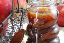 Food-sauces,dressings etc / by Amy Weaver