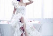 Little White Dress / by Adena DeMonte