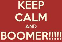 Boomer Sooner O-K-U! / by Amanda Dycus
