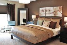 Guest Bedroom / Bath #1 / by Kina Miller