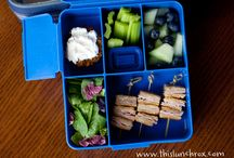 kids - Lunch Ideas / by Stacy Yates