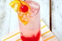 Schmancy Cocktails / by Susan Cernek