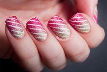 Lovely Nails...  / by Mega Chen