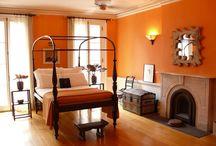 Pretty bedrooms / by brittney boe