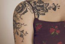 tattoos / by Stephanie White
