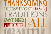 Thanksgiving / by Shannon Mann